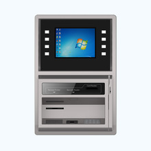 Wall Mount Self-service Banking Kiosk