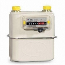 Мембранный газовый счётчик холодной диафрагмы для бытового использования, XL-GS 4 Мембранный газовый счетчик