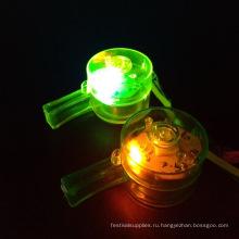 партия пользу светодиодного освещения до свистка
