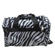 Stock animal print luggage set wholesale
