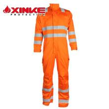 uniforme minier résistant aux flammes anti-UV