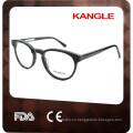 2017 Newest design Lady acetate optical glasse & eyeglasses