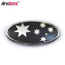 Emblème de voiture de luxe en métal de fourniture directe d'usine