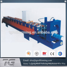 Advanced technology ridge cap roll forming machine