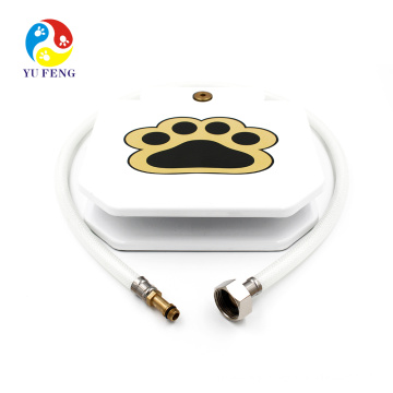 E-008 Pet/Cat/Dog Water Fountain Used In Garden