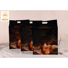 Hot sale Water proof aluminum foil laminated side gusset coffee Plastic bag