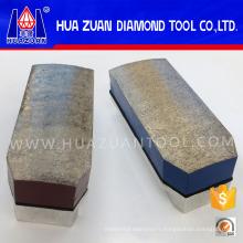 Bloc de meulage Longlife L140mm Diamond Fickert Granite