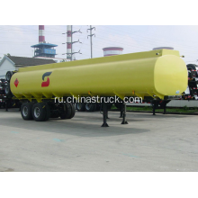 2 axle 35000 liters fuel tank semi-trailer