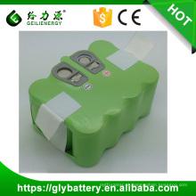 aspirador Ni-MH 14.4V 3000mAh bateria SC