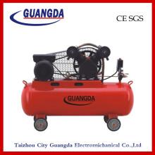 Compresseur d'air entraîné par courroie CE SGS 90L 3HP (V-0.25 / 8)