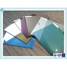 0.2mm/0.3mm/0.4mm/0.5mm/0.6mm/0.8mm/1.0mm Aluminum/Aluminium Mirror/Bright/ Polished Sheet