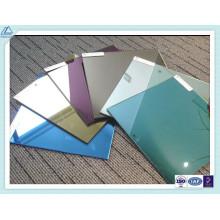 0,2 мм / 0,3 мм / 0,4 мм / 0,5 мм / 0,6 мм / 0,8 мм / 1,0 мм Алюминиевое / алюминиевое зеркало / яркий / полированный лист