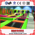 Used Commercial Build Indoor Trampoline Park