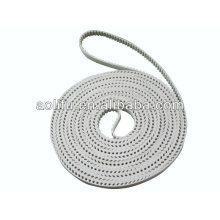 TT5 White steel cord PU Open Belts