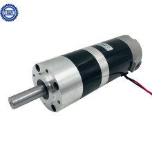 72mm High Torque 12V 24V Planetary DC Gear Motor 200kg. Cm Low Speed 18rpm