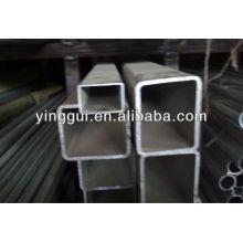 Tubes / tubes rectangulaires extrudés en alliage d'aluminium 7055