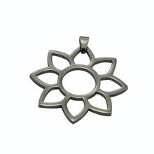 China fabricante, 2014 moda dom pingente de flor, pingente de energia