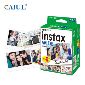 فوجي فيلم Instax Wide Film Twin Pack 20 ورقة