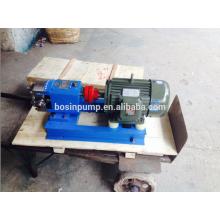 bomba de rotor de lóbulo sanitário de aço inoxidável de alta viscosidade bomba de óleo de cozinha, bomba de transferência de óleo vegetal