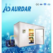 Chambre froide avec système réfrigéré d'équipement réfrigéré