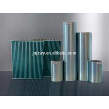 10 microns en aluminium 6062