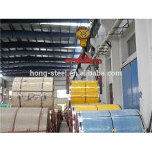 Bobinas de aço inoxidável 430 BA superfície frio laminado preço