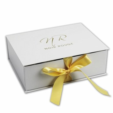 Luxury Custom Shape Shape Ribbon Paper Paper Box