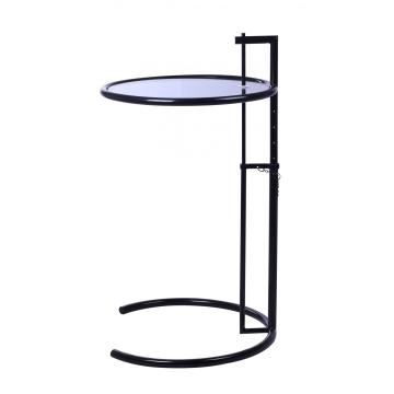 Eileen gray round side coffee table replica