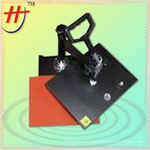 LT-230 Venda quente portátil máquina manual de imprensa de calor t-shirt