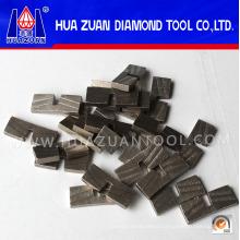 U Style Granite Segment for Diamond Saw Blade