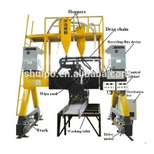 Gantry Main Sill Welding Machine/beam welding/Steel Structure Production Line H Beam Assembly
