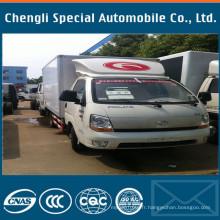 Mini camion de cargaison de la marque JAC Mini 4X2 LHD