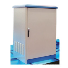 Outdoor Power Supply Cabinet, Distribution Enclosure, Metal Shield