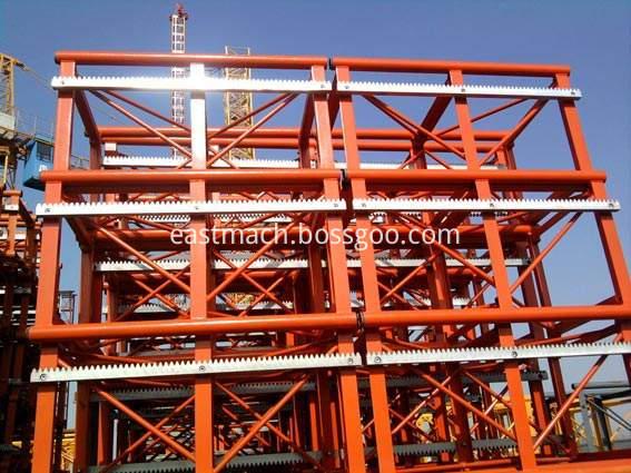 Module Rack Bar Mast Section