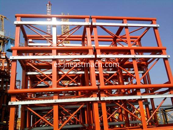 Module Rack Bar Mast Section