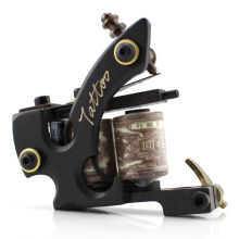 Top Quality Pure Manual CNC Brass Tattoo Machine Tattoos