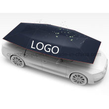 OEM Logo Folding Promotional Car Sunshade Cover Umbrella