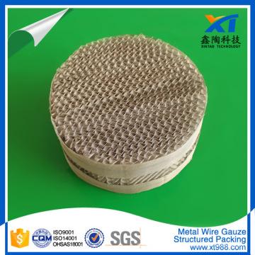 Embalaje Sturctured de metal (125X / Y, 250X / Y, 350X / Y, 500X / Y)