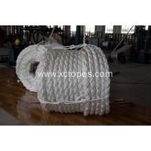 China for Mixed Rope, Polypropylene Polyester Mixed Rope, Mixed Plastic Rope, White Pp Mixed Rope, PP & Pet Mixed Rope Manufacturer in China High Strength Polypropylene And Polyester Mixed Rope export to Turkey Manufacturers