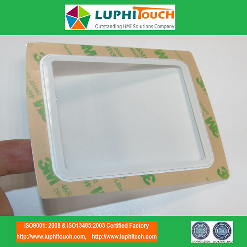 Clear Display Window OCA Lamination Lens Graphic Overlay 6