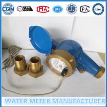 Medidor de flujo de agua de Impulsión de 25mm para agua fría Merter