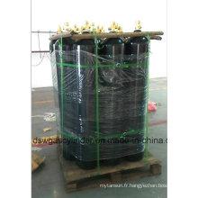 Cylindre d'extincteur vide 68L