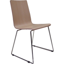 Stackable Metal Bentwood Dinig Chairs for Sale/Bistro Bentwood Chair (FOH-RC5)