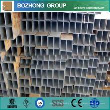 Tubo Quadrado de Alumínio Padrão ASTM 5082