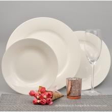 Vaisselle en céramique naturelle de surface (ensembles)