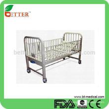 children bed with backrest tilting function