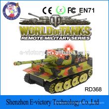 Remote Control Small Battle Tank RC Tank Model