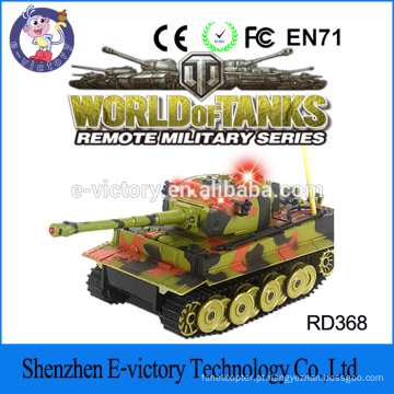 Remote Control Small Battle Tank RC Tank Model