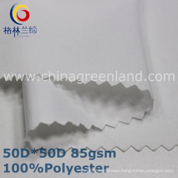 Twill Polyester Micro-Fiber Fabric for Garment Clothes (GLLML336)