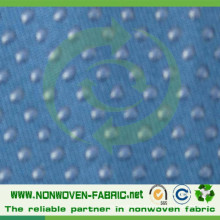 Anti Skid Fabric for Disposible Slipper